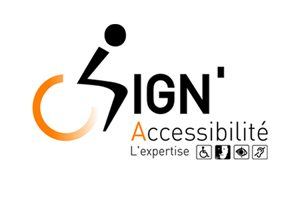 Logo Sign'Accessibilité